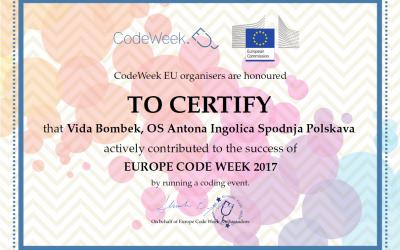 Evropski teden programiranja