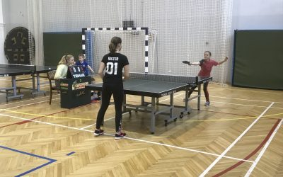 Področno tekmovanje v namiznem tenisu
