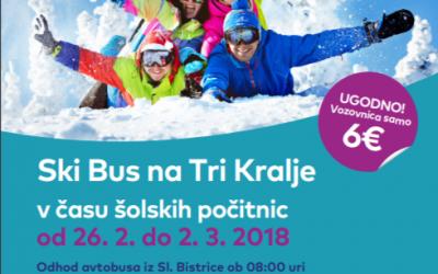 Ski BUS Trije Kralji