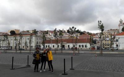 4. srečanje projekta Erasmus+: Portugalska