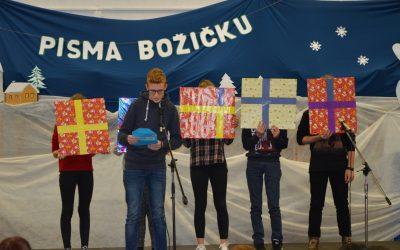 Božično novoletna prireditev POŠ Pragersko