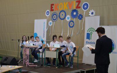 Državno tekmovanje EKOKVIZ na OŠ Spodnja Polskava