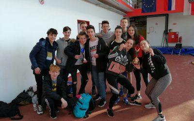 Medobčinsko prvenstvo v atletskem dvoranskem mnogoboju za starejše učenke in učence