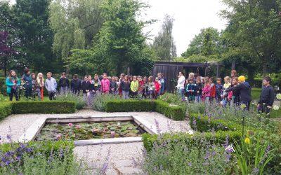 Ogled vrta družine Nekrep