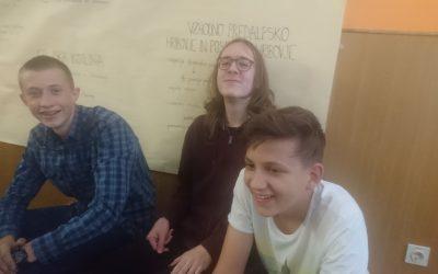 Zlat tubofon na 53. srečanju mladih raziskovalcev Slovenije