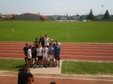 Atleti navdušili na področnem atletskem tekmovanju!