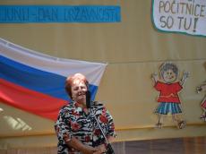 Proslava ob dnevu državnosti matična šola