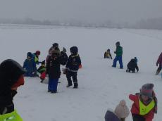 Zimski športni dan za učence 1., 2. in 3. razreda