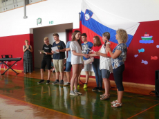 Proslava ob dnevu državnosti POŠ Pragersko